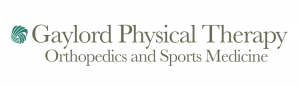 Gaylord physical therapy and sports medicine logo