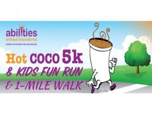 Hot COCO Run, Kids Fun Run, 1-Mile Walk logo for 2019