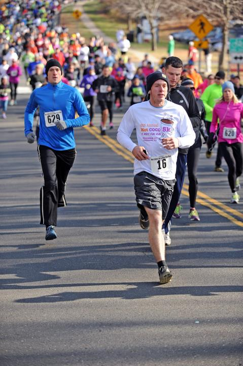 Hot COCO 5K runners