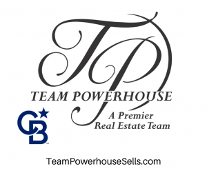 TeamPowerhouse logo, sponsor for Hot COCO 1-Mile Walk