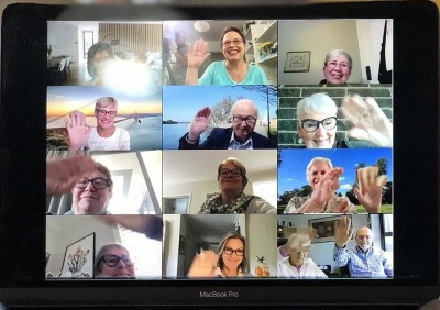 self advocacy video chat