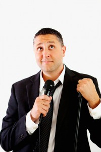 Tony Liberati is host of AWB's Comedy Night Benefit 2019.